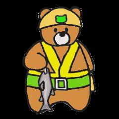 It is a bear.