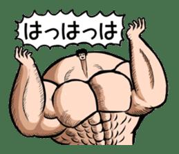 the Muscle men2 sticker #2357200