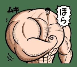 the Muscle men2 sticker #2357204