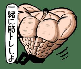 the Muscle men2 sticker #2357217