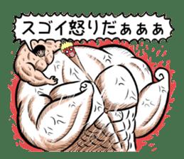 the Muscle men2 sticker #2357228