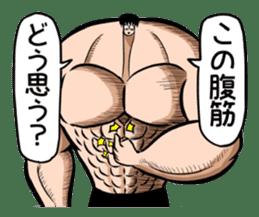 the Muscle men2 sticker #2357233