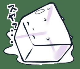 ice-chan. sticker #2358000
