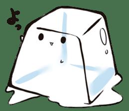 ice-chan. sticker #2358001