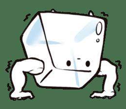 ice-chan. sticker #2358010