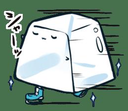 ice-chan. sticker #2358014