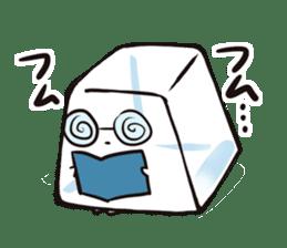 ice-chan. sticker #2358037