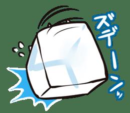 ice-chan. sticker #2358038
