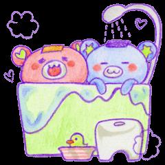 Love Bears Couple