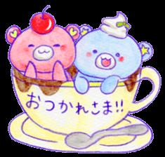 Love Bears Couple sticker #2359600