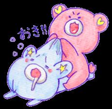 Love Bears Couple sticker #2359601