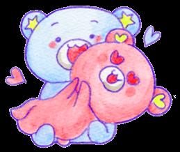 Love Bears Couple sticker #2359607