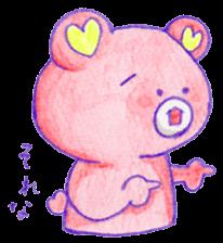 Love Bears Couple sticker #2359625