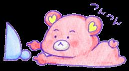 Love Bears Couple sticker #2359626
