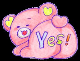 Love Bears Couple sticker #2359638