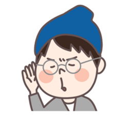 CHUNAYAMA-san sticker #2363888