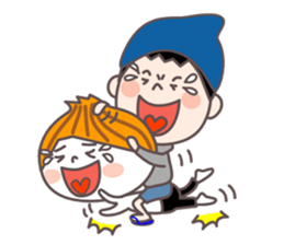 CHUNAYAMA-san sticker #2363917