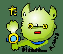 Poker Faced Dog sticker #2364126
