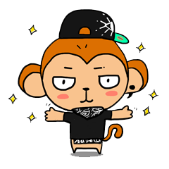 HipHop Monkey