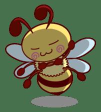Little Bee 4 sticker #2377337
