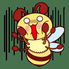 Little Bee 4 sticker #2377338