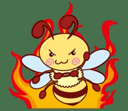 Little Bee 4 sticker #2377340