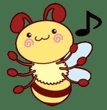 Little Bee 4 sticker #2377341