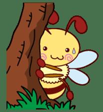 Little Bee 4 sticker #2377343