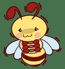 Little Bee 4 sticker #2377345