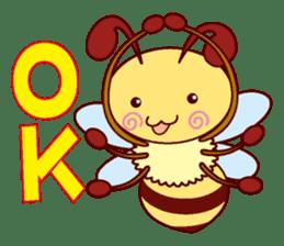 Little Bee 4 sticker #2377346