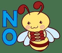 Little Bee 4 sticker #2377347