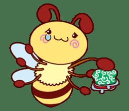 Little Bee 4 sticker #2377356