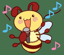 Little Bee 4 sticker #2377360