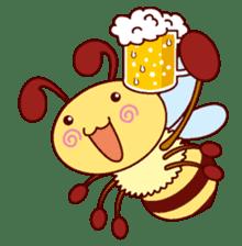 Little Bee 4 sticker #2377363