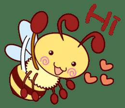 Little Bee 4 sticker #2377366
