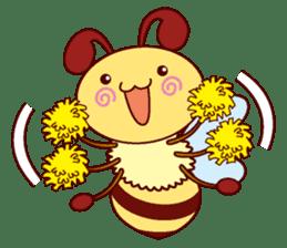 Little Bee 4 sticker #2377369