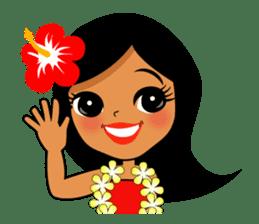 Hawaiian sticker sticker #2378899