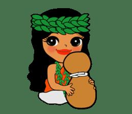 Hawaiian sticker sticker #2378903