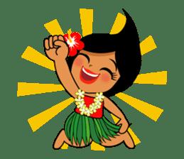 Hawaiian sticker sticker #2378909
