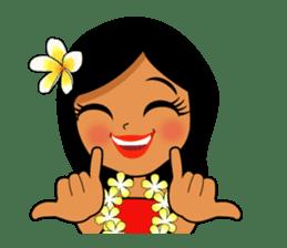 Hawaiian sticker sticker #2378917