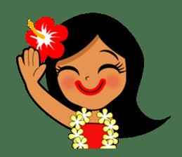 Hawaiian sticker sticker #2378924