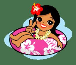 Hawaiian sticker sticker #2378931