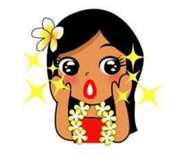 Hawaiian sticker sticker #2378935
