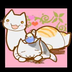 Neko Mix (Cat Sticker)