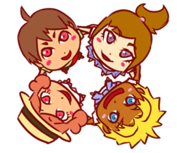 Japanese FES & LIVE Sticker sticker #2387542