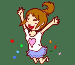 Japanese FES & LIVE Sticker sticker #2387544