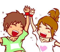 Japanese FES & LIVE Sticker sticker #2387548