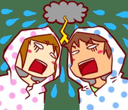 Japanese FES & LIVE Sticker sticker #2387560