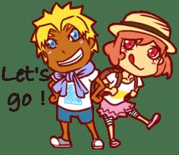 Japanese FES & LIVE Sticker sticker #2387565