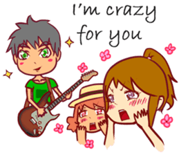 Japanese FES & LIVE Sticker sticker #2387575